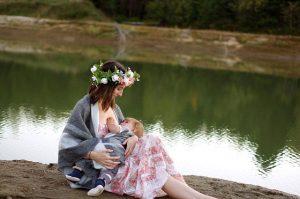 Adoptez les coques d'allaitement pour plus de confort
