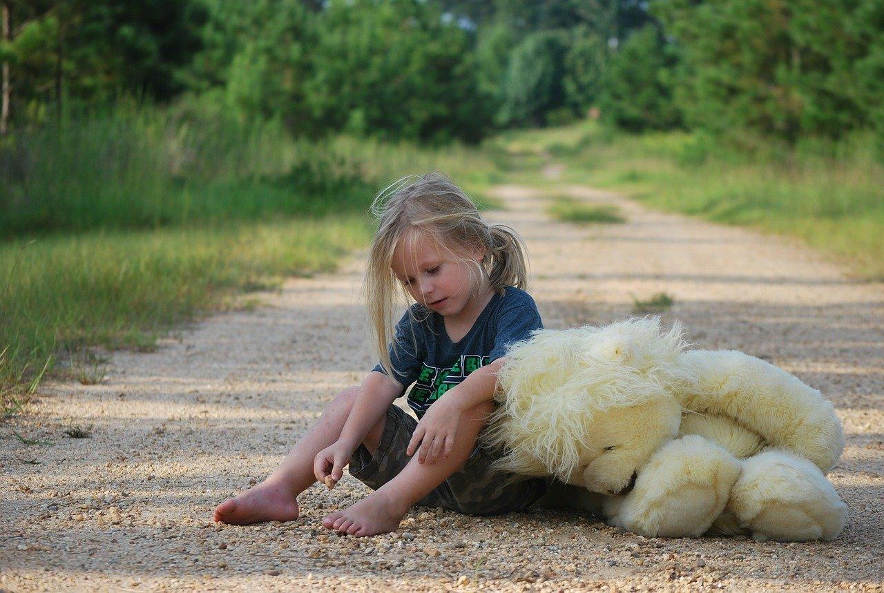 Quelle peluche offrir à un enfant?